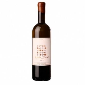 Vinho Branco XXVI Talhas Mestre Daniel Lote X - Alentejo 2018