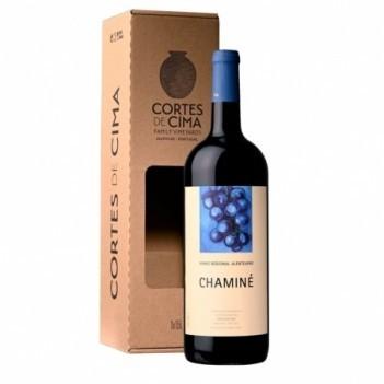 Vinho Tinto Cortes De Cima Chaminé Magnum 1,5LT - Alentejo 2014