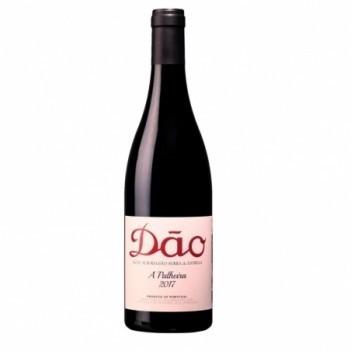 Vinho Tinto Natural Antonio Madeira A Palheira - Dão 2017