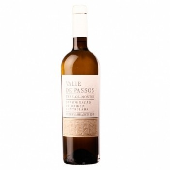 Vinho Branco Valle de Passos Reserva - Trás-Os-Montes 2015