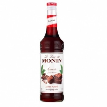 Monin Xarope Brownie (S/Alcool)
