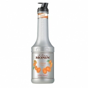 Monin Puree Cenoura Litro - França