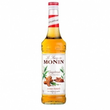Monin Xarope Gingerbread (S/Alcool)