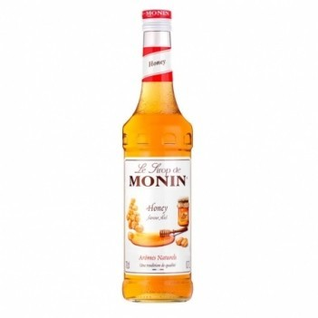 Monin Xarope Mel (S/Alcool) - Honey