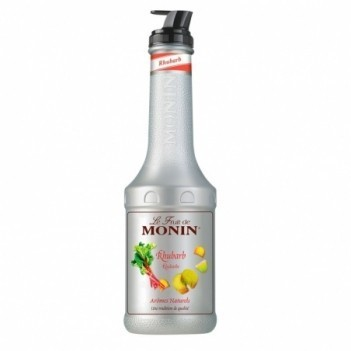 Monin Pure Ruibarbo Litro - Concentrado