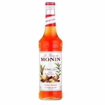 Monin Xarope Winter Spice (S/Alcool)