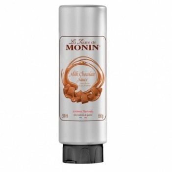 Monin Sauce Chocolate Au Lait 50cl