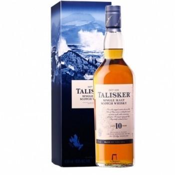 Whisky Talisker 10 Anos Malt Single Malt