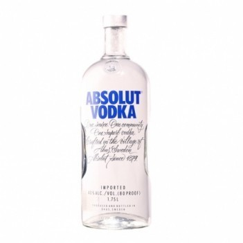 Absolut Vodka Magnum 1.75 LT
