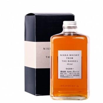 Whisky de Malte Nikka From The Barrel - Japonês