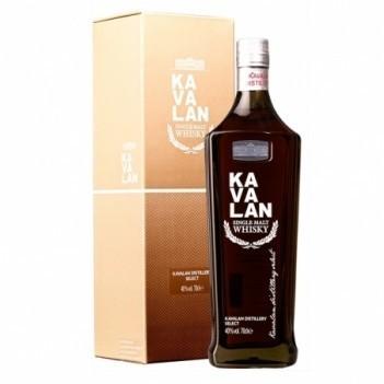 Whisky Kavalan Distillery Select - Japonês