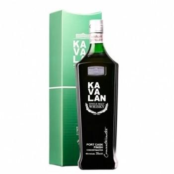 Whisky Kavalan Port Cask - Japonês