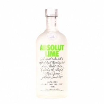 Vodka Absolut Lime - Destilados