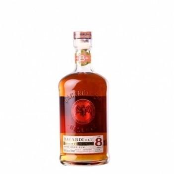 Rum Bacardi Gran Reserva 8 Anos