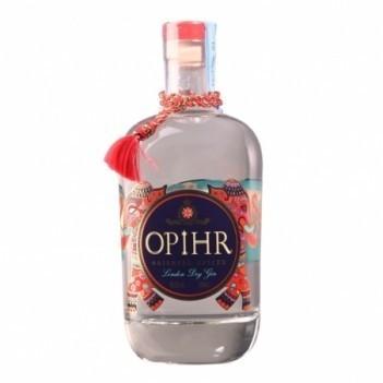 Gin Opihr Oriental Spiced - Aroma especiarias