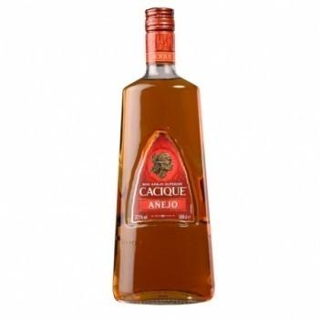Rum Cacique Anejo 1LT - Venezuela
