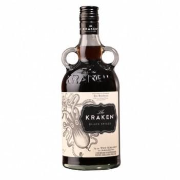 Rum Kraken Black Spiced - Caraíbas