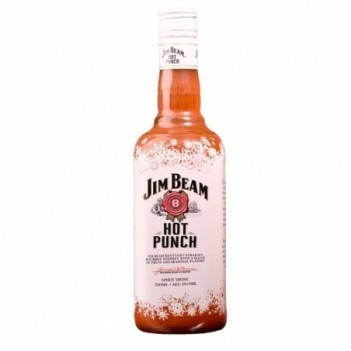 Whisky Jim Beam Hot Punch - Americano