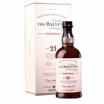 Whisky Balvenie 21 Anos Portwood Single Malt