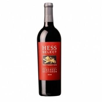 Hess Select Cabernet Sauvignon V.T. 2016