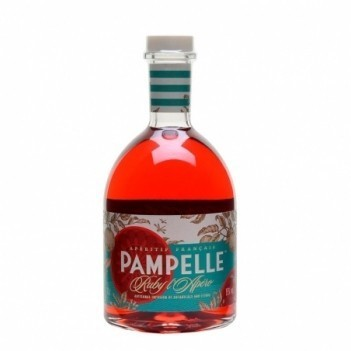 Pampelle Ruby - Aperitivo Francês