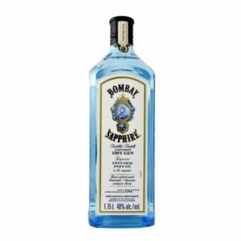 Gin Bombay Sapphire Light Pad Magnum - 1,75 LT