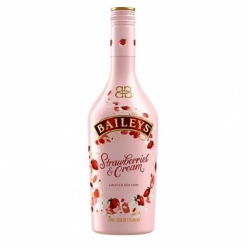 Baileys Strawberry and Cream