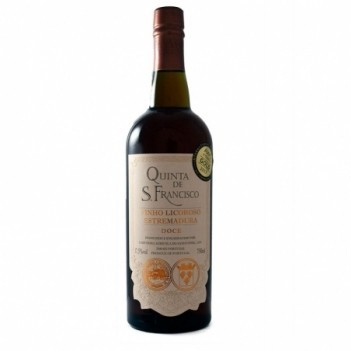 Vinho Licoroso Estremadura Quinta de S. Francisco Doce