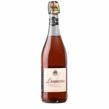 Lambrusco Sorbello Rosé - Itália 2020