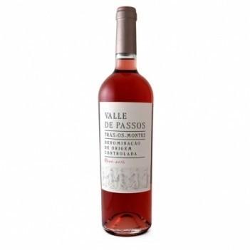 Vinho Rosé Valle de Passos - Douro 2017