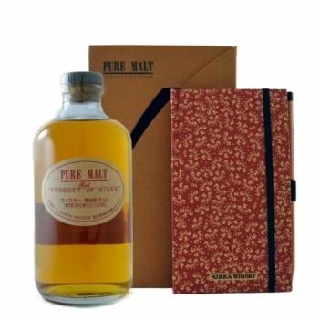 Whisky Nikka Red Malt Japonês - Coffret