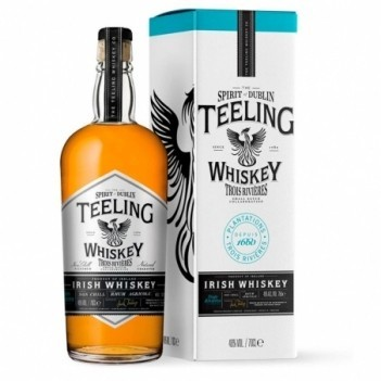 Whisky Teeling Small Batch - Irlandês
