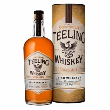 Whisky Teeling Single Grain - Irlandês