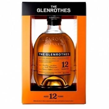 Whisky Glenrothes 12 Anos Single Malt