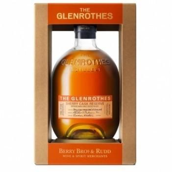 Whisky Glenrothes Sherry Cask Reserve Single Malt