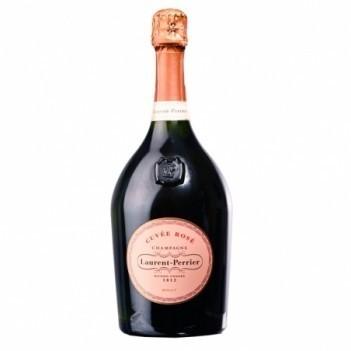 Laurent Perrier Champagne Rosé Magnum - 1,5 LT
