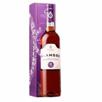 Vinho Moscatel J.M. Fonseca Alambre Roxo