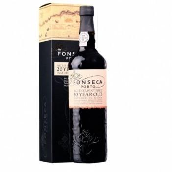 Vinho do Porto Fonseca 20 Anos - Vinhos do Porto