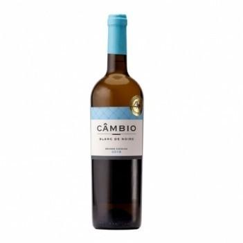 Vinho Branco Cambio Blanc de Noirs Grande Escolha 2019