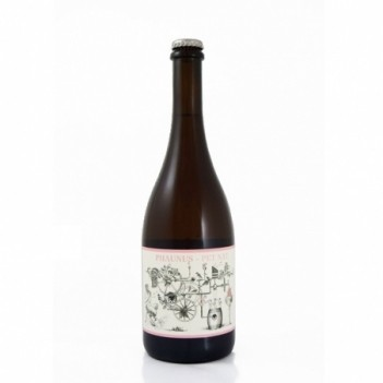 Vinho Rosé Natural Aphros Phaunus Pet Nat - Vinho Verde 2017