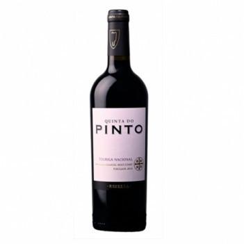 Vinho Tinto Quinta do Pinto Touriga Nacional - Lisboa 2014