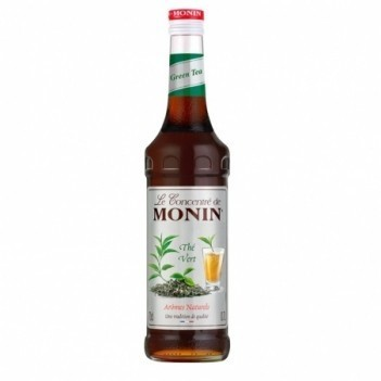 Monin Xarope Green Tea (S/Alcool)
