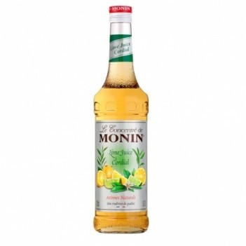 Licor Monin Concentrado Lime Juice (S/Alcool)  0,70CL