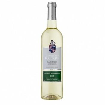 Vinho Marques de Marialva Selecionado Branco - Bairrada 2019