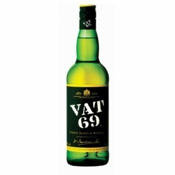 VAT 69  -  Finest Scotch Whisky