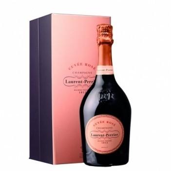 Laurent Perrier Champagne Cuvee Rose Brut - Caixa Individual