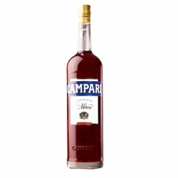 Licor Campari - Aperitivo Italiano para Cocktails