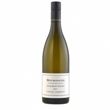 Saint Vicent Girardin - Blanc Bourgogne 2017