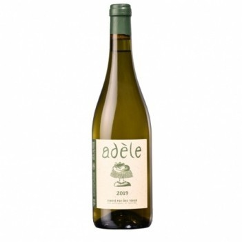 Vinho Branco Natural Eric Texier Adele - França 2019