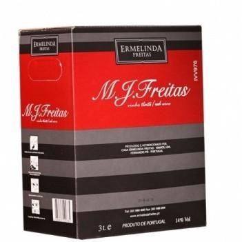 Ermelinda Freitas Box Litros Tinto - ESPECIAL